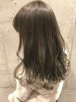 レックスヘアーインターナショナル(REX HAIR INTERNATIONAL)【REX 心斎橋】ハイ透明感グレージュ