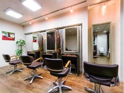 美容室ベルウッド 江戸川台店(BELLWOOD)の写真
