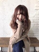 トリプルエイチ(HHH for hair)人気急上昇☆大人系ベリーピンク