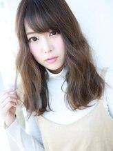 """アグ ヘアー クレア 大府店(Agu hair crea)""""大人可愛い""""好感度◎愛されセミロング☆"""