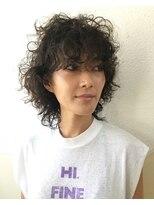 チクロヘアー(Ticro hair)【ticro大石】80'ウルフ