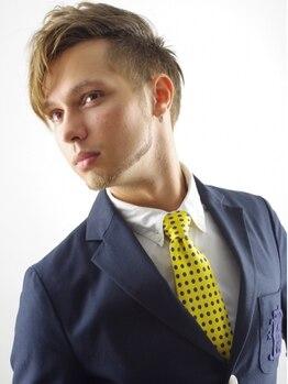 アストロ デザイン オブ ヘアー(ASTRO design of hair)の写真/【高田馬場駅徒歩1分!】第一印象◎清潔感が大切なビジネスマンにおすすめの身だしなみMenuを豊富にご用意♪