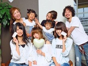 美容室 ボヌールの写真/【学生カット¥2700→¥2160円】学生にも通いやすい価格でアットホームな雰囲気のサロンです♪