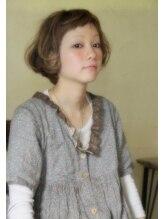 ルート ヘア デザイン(Route hair design)【Route hair design】 英国の少女