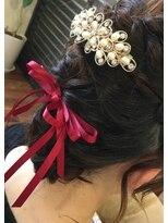 ヘアー ベル フルール(HAIR Belle fleur)愛されスタイル