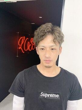 アブアイロス(LOSS)【stylist/shogo】パート波打ち