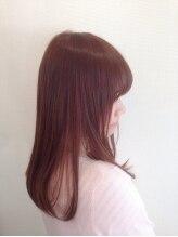 ビーナスアートヘア 五日市店(Ve nus ART HAIR)つやつやピンクベージュ