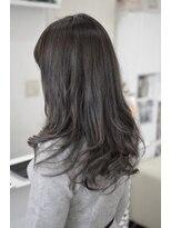 ヘアーデザイン キャンパス(hair design Campus)【イルミナRカラー】ルージュラベンダー
