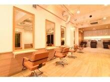 アロマヘアールーム 新宿店(AROMA hair room)の雰囲気(毎月2000人ご来店される大人気サロン♪新宿とは思えない空間へ♪)