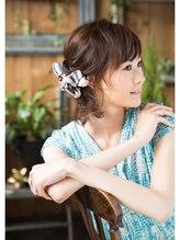 ラッドヘアー(LAD HAIR)【LAD hair】ナチュラルアレンジ☆