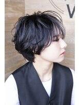 ヴィー ヘアー ファッション バー(VII hair.fashion.bar)VII hair 「どんぐりショート」1