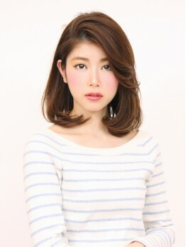 エミ美容室 神明店の写真/お客様の髪本来が持つ良さを最大限に引き出したスタイルとカラーをご提案します♪