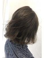 ビス ヘア アンド ビューティー 西新井店(Vis Hair&Beauty)ボブ/ミニボブ/アッシュ/グレージュ/大人かわいい/小顔/美肌