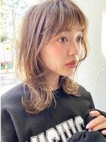 アンアミ オモテサンドウ(Un ami omotesando)【Un ami】《増永剛大》10代~40代に人気/レイヤー/くびれヘア