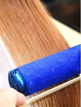 アルベロ(ALBERO)の写真/磁気,プラチナほか驚きの5層構造アイロン使用で空気中の水分を集め、保湿し紫外線で傷んだ髪もツヤ髪へ☆