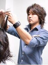 ヘアサロン カミワザ ライズ(hair salon kamiwaza Raiz')永井 敏博
