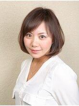 ルミナ オーガニックヘアー(LU3NA organic hair)美シルエットで魅せるクリーンなボブ
