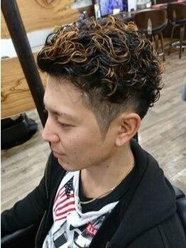 ヘアークラフトの写真/丁寧なカウンセリングで1人1人の骨格や髪質・癖を見極めお客様に合った髪型をご提案致します!