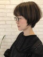 ピエールヘアーマーケット(Pierre Hair Market)マッシュショート