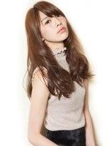 リバティーエイチ 勝どき店(LIBERTY-H)綺麗なロング美髪レイヤースタイル