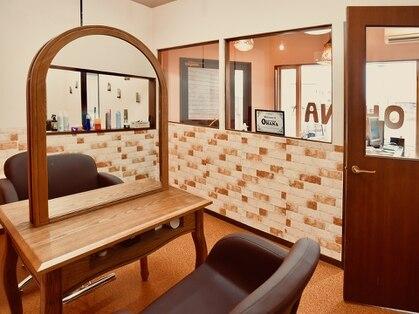 ヘアールーム オハナ(hair room OHANA)の写真