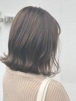 リトル アイズミ バイ ヴィーヴル(little aizumi by BIVRE)【little鈴江】透け感ブラウンボブ