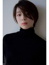 ヘアメイク エイト キリシマ(hair make No.8 kirishima)《hair make No.8・中村》ショート
