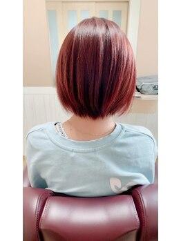キラリ(Kirari)の写真/イメチェンしたい方にもオススメ*クセや髪質を見ながらカットしていくショートスタイルで朝の準備も時短♪