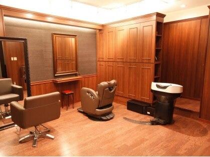 ルッソ ヘアーアンドヒーリングサロン(LUSSO hair&healing salon)の写真