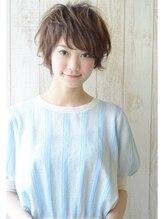 アイナ 銀座(Aina)【Ain銀座】☆爽やかショート☆