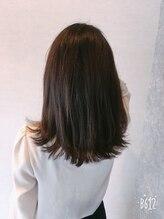 ヘアーキャナリーロウ(Hair Cannery Row)デザインカット