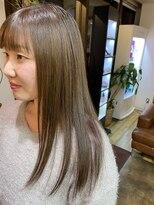 コレット ヘアー 大通(Colette hair)髪質改善&ベージュ