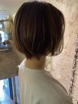 マギーヘア(magiy hair)magiyhair【nico】ナチュラルレイヤーボブ