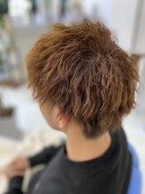 ヘアナヴォーナ (hair NAVONA)ツイスパ