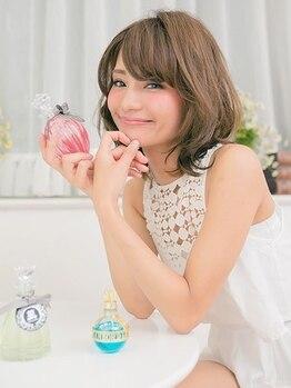 アミティエ 大崎(Amitie)の写真/【大崎/五反田】若すぎない上品な質感や立体感、髪に合わせた薬剤でトレンドを取り入れた一味違う色を♪