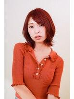 ロアール 楠(LOAOL KUSUNOKI)暖色カラー ショート