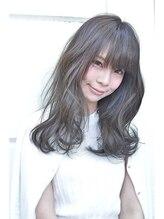 トムヘアーデザイン 古川橋店(TOM HAIR DESIGN)《大人気》透明感のあるアッシュ系スタイル☆