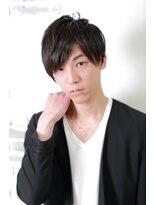 銀座マツナガ 箱崎店(GINZA MATSUNAGA)【マツナガ箱崎】重めバングショート
