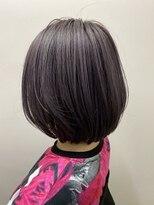 コレット ヘアー 大通(Colette hair)バイオレットカラー
