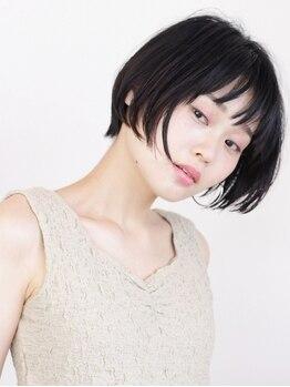 ヘアーサロン クスキ(hair salon KUSUKI)の写真/ショートに挑戦したい方,満足していない方。1人1人の骨格を見極め「似合わせ」を意識したスタイルをご提案!