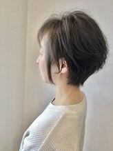 グラムヘアー(GLAM HAIR)ショートボブ