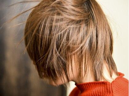 ヘアーメイク クェーサー(Hair make Quasar)の写真