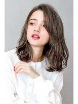 ヘアサロンガリカアオヤマ(hair salon Gallica aoyama)☆『 マットグレージュ & 3Dカラー 』無造作☆セミウェット