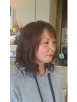 ヘアーズファイン(hair's fine)女子力アップ キュートカール
