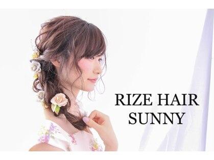 ライズヘア サニー(RIZE HAIR SUNNY)の写真