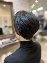クロムヘアー(CHROME HAIR)ショート