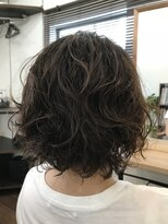 ヘアー チクタク(Hair Ciku-taku)ローレイヤーミディアムボブ