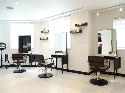 ヘアーサロン アールイー(Hair salon Re)の写真
