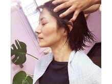 デコ(DECO Hair Design)の雰囲気(水素ヘッドスパ始めました☆弱った頭皮や髪を復活!)