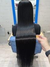 スローライフヘアーデザインアンドスパラウンジ(Slow life Hair design spa lounge)プレミアムミネコラトリプル+1水素7倍